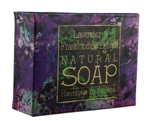 Natural Handmade Soaps - Palm Oil Free
