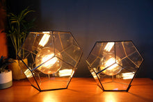 Load image into Gallery viewer, Dodecahedron Lamp