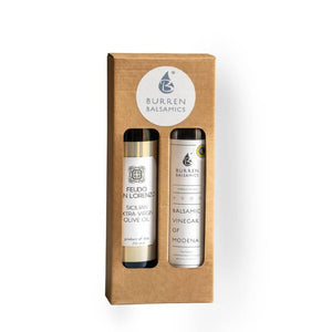 Olive Oil and Balsamic Vinegar Gift Box