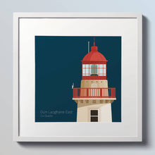 Load image into Gallery viewer, Dún Laoghaire East Lighthouse - art print