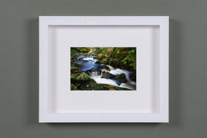 """Cloghleagh Falls"" - photographic print"