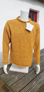 Ladies Roll Neck Sweater