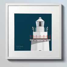 Load image into Gallery viewer, Bull Rock Lighthouse - art print