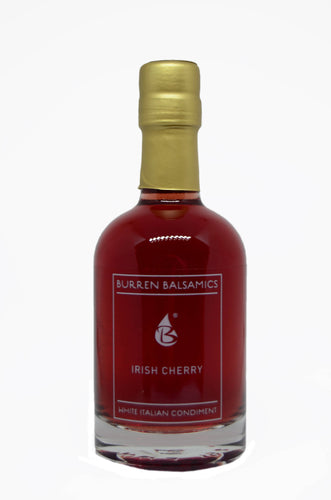Irish Cherry Infused White Balsamic Vinegar