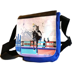 Horse Jump Travel Bag