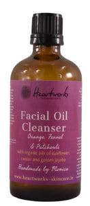 Facial Oil Cleanser - choose your favourite essential oil