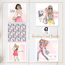 Load image into Gallery viewer, Stationery Gift Set Bundle