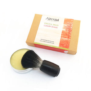 Airmid Green Man Luxury Shaving Kit