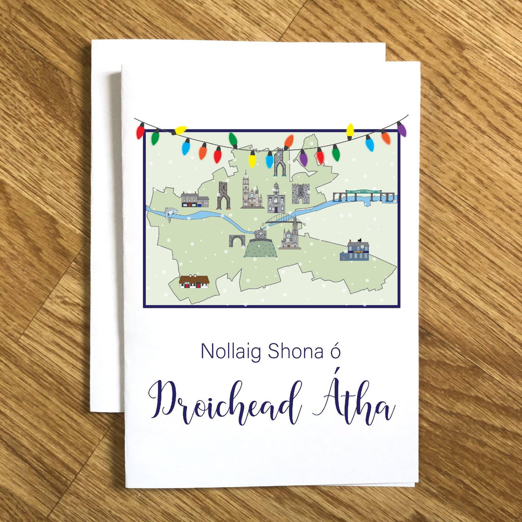 Drogheda Christmas Cards (5 Pack)