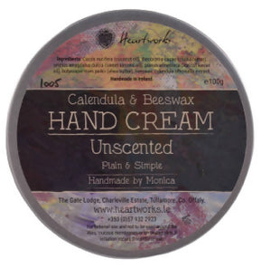 Calendula and Beeswax Hand Cream