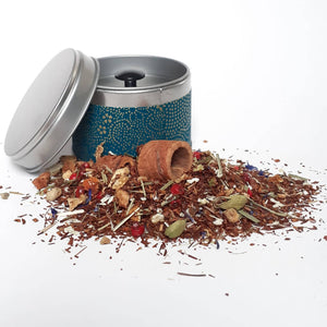 Festive Tea & Handcrafted Tin Selection Box