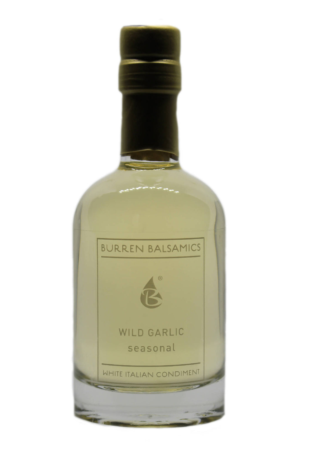 Wild Garlic Infused White Balsamic Vinegar