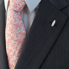 Load image into Gallery viewer, Liberty Print Tie - Josue - with tie pin option