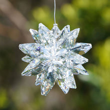 Load image into Gallery viewer, Crystal Star- made with Swarovski crystals