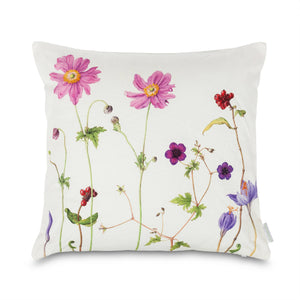 Windflower cushion