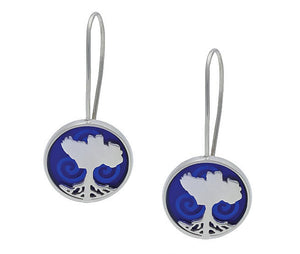 Growing Home Earrings - Coloured
