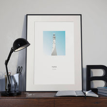 Load image into Gallery viewer, Fastnet Lighthouse - art print