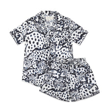 Load image into Gallery viewer, Leopard Short Pyjama Set - 100% Organic Cotton