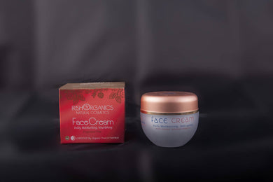Irish Organics Face Cream
