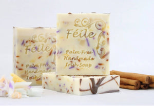 Palm Free Irish Soap, Feile (Festive Blend)