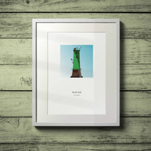 Load image into Gallery viewer, North Bull Lighthouse - art print