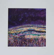 Load image into Gallery viewer, One Starry Night - Limited edition print of an original painting