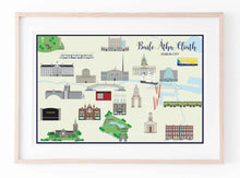 Load image into Gallery viewer, Dublin City Map
