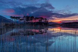 """Connemara Dawn"" - photographic print"