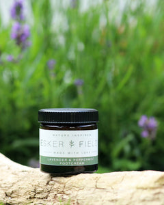 Lavender & Peppermint Footcream