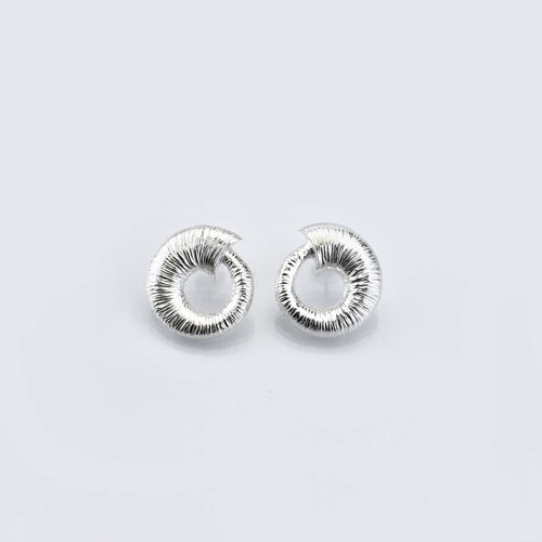 Croi Sliogan Stud Earrings