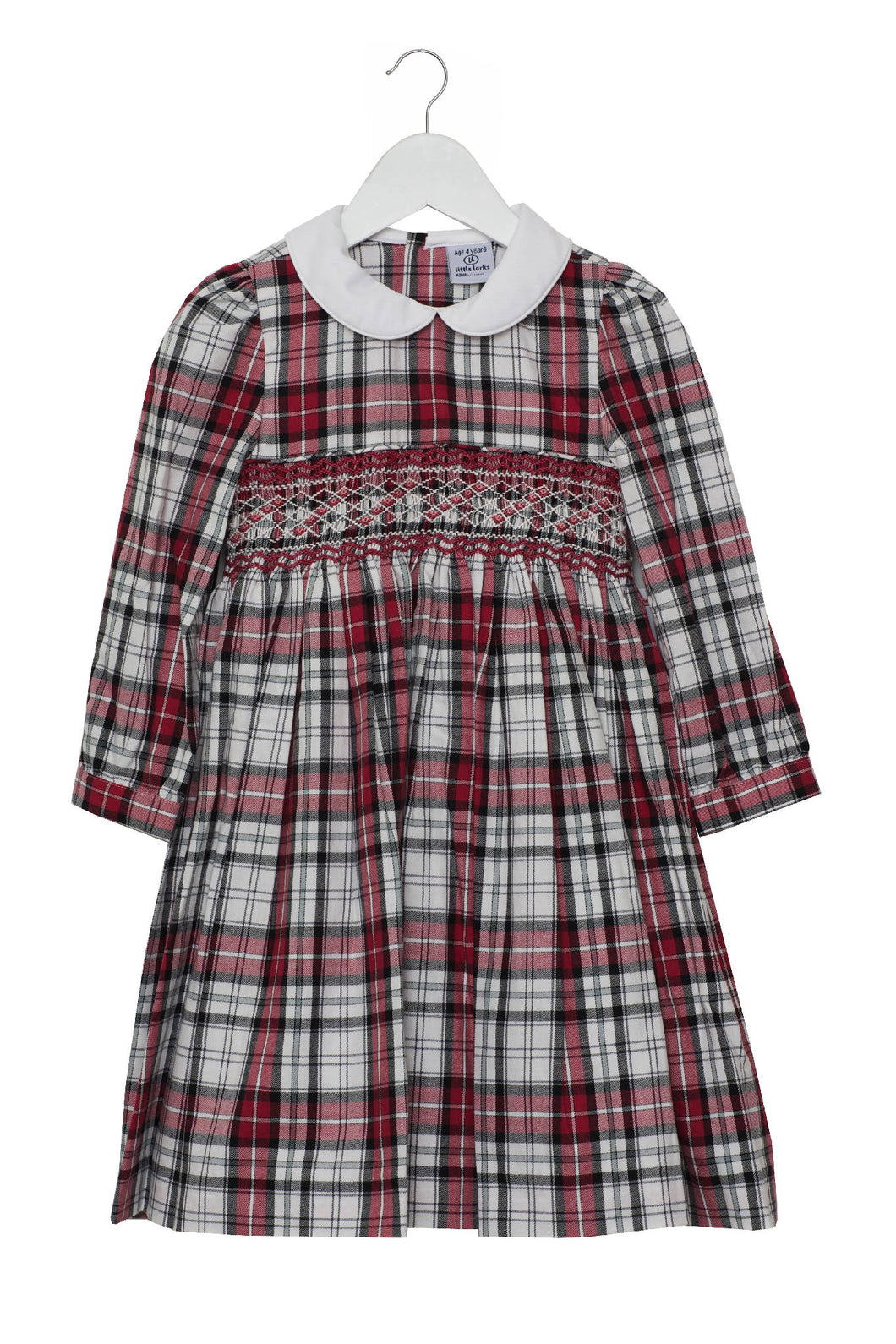 Charlie Mae Dress (2yrs- 8yrs)