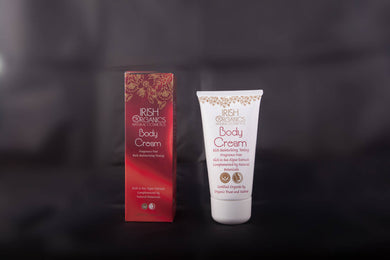 Irish Organics Body Cream
