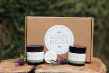 Load image into Gallery viewer, Esker Fields Hand, Foot & Lip Care Gift Set