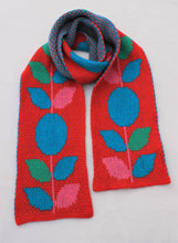 Load image into Gallery viewer, Children's Floral Scarf