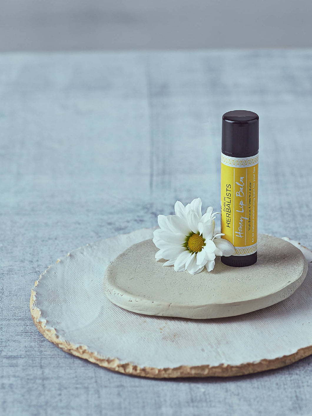 Honey Lip Balm- With Beeswax and Shea Nut Butter