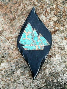 "Blue Copper ""Galway hooker"""