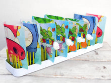 Load image into Gallery viewer, Nom Nom Kids Reusable snack bags