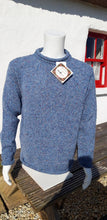 Load image into Gallery viewer, Fisherman Roll Neck Sweater