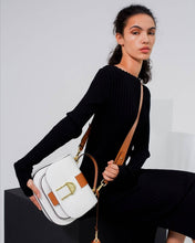 Load image into Gallery viewer, Crossbody Door Bag Champagne