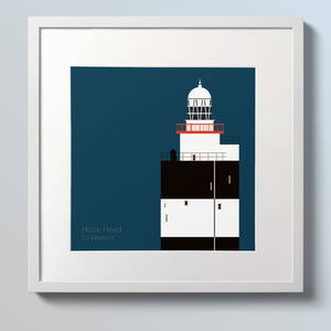 Hook Head Lighthouse - art print