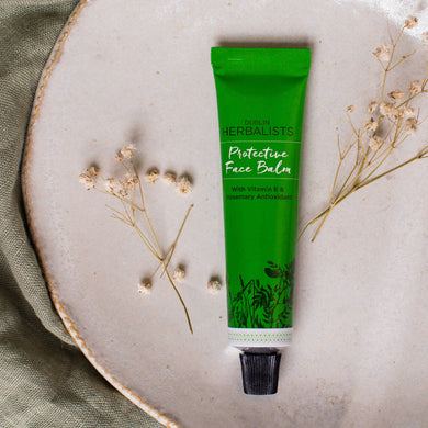Protective Face Balm- With Vitamin E and Rosemary Antioxidant