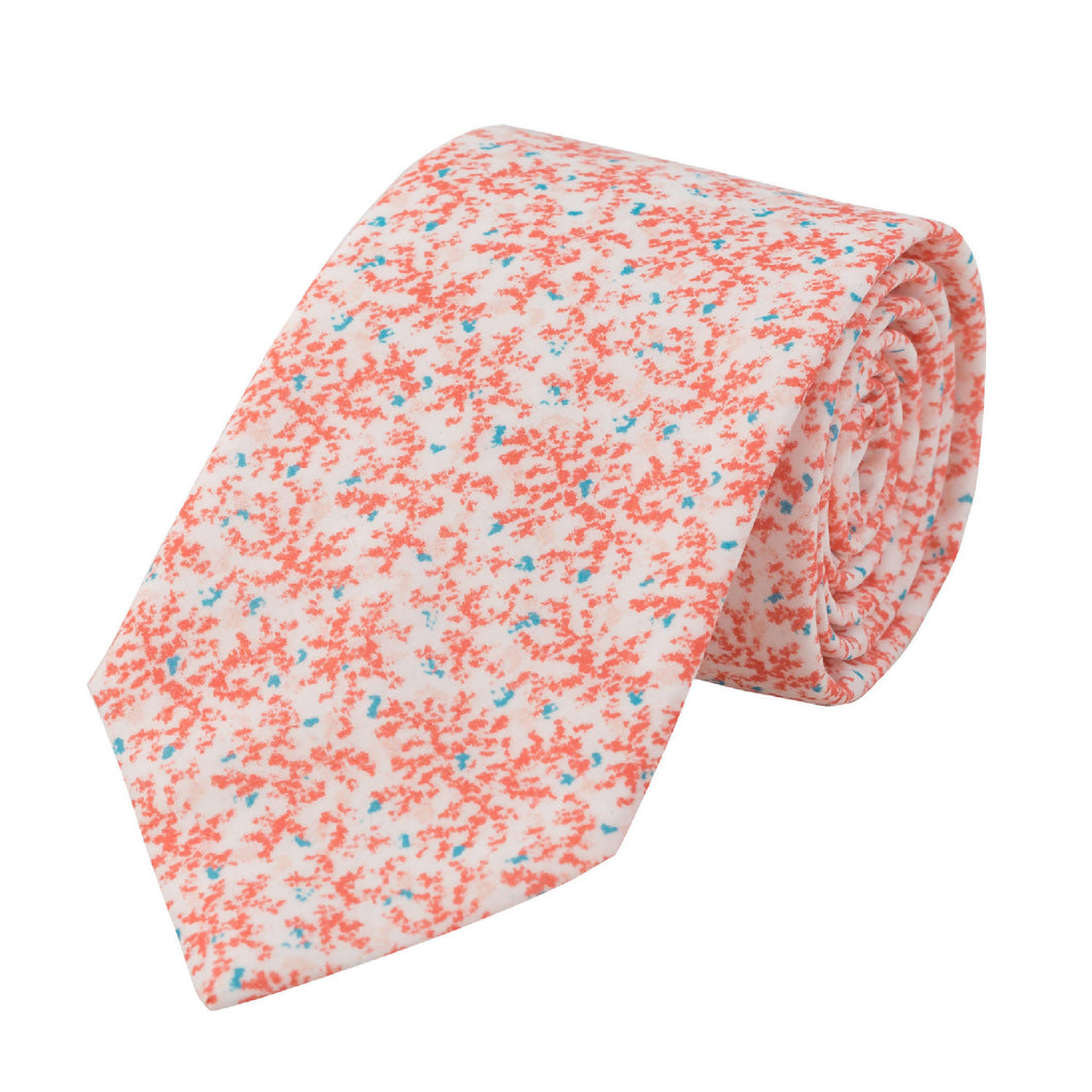Liberty Print Tie - Josue - with tie pin option