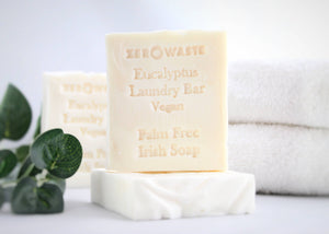 Palm Free Irish Soap, Handy Laundry & Dishwashing Bar