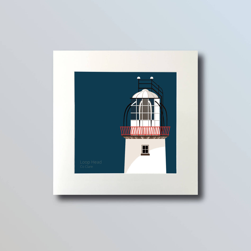 Loop Head Lighthouse - art print