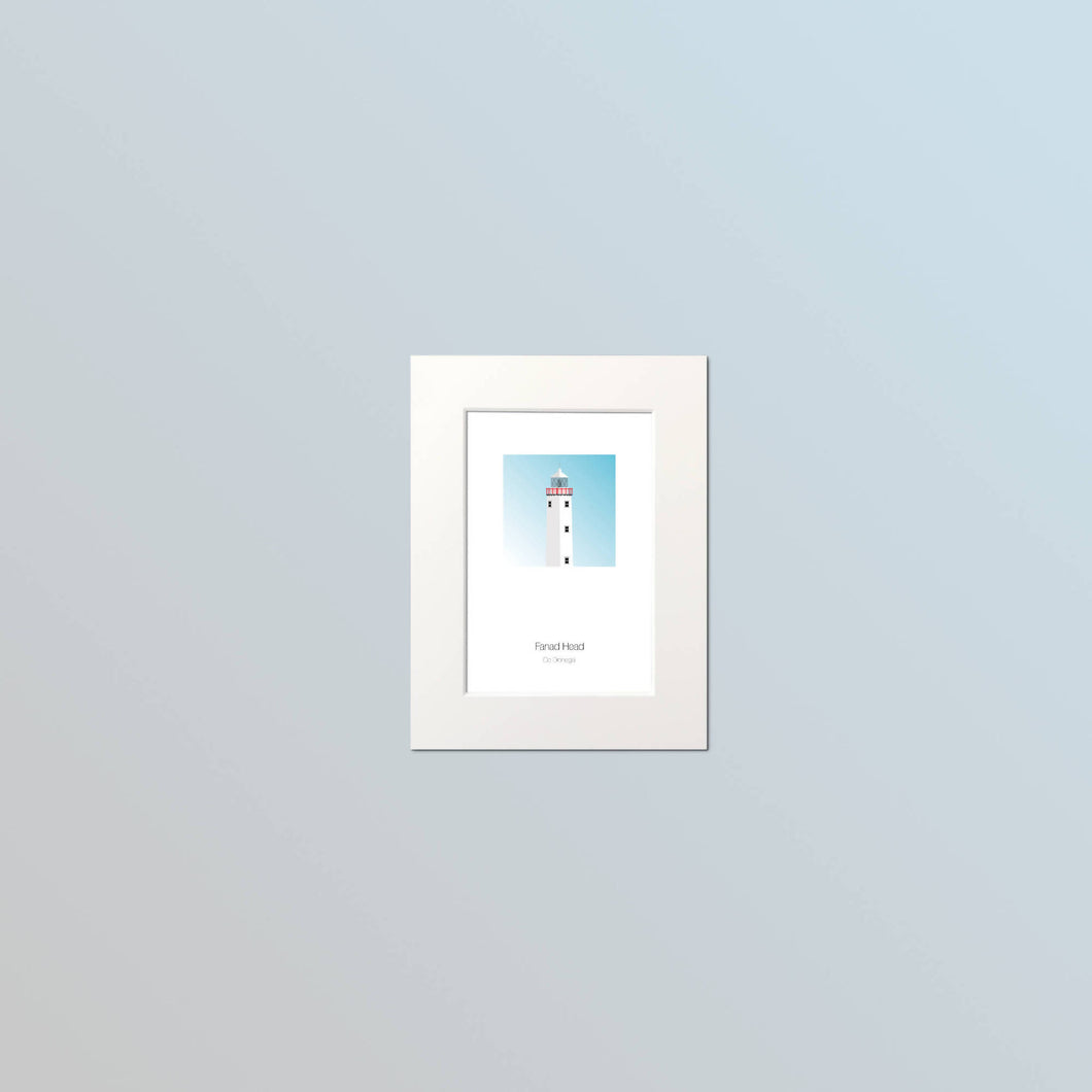 Fanad Head Lighthouse - art print
