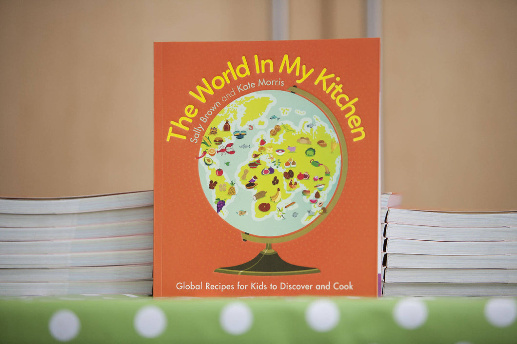The World in my Kitchen - children's cook book