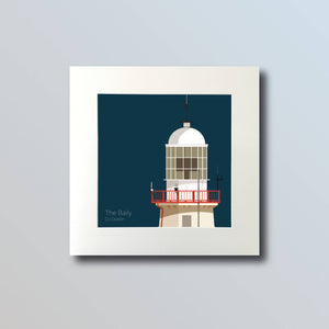 The Baily Lighthouse - art print