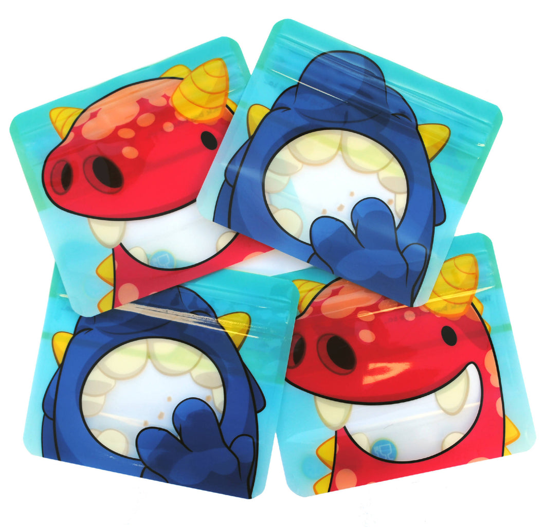Nom Nom Kids Reusable snack bags