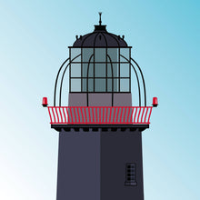 Load image into Gallery viewer, Ballycotton Lighthouse - art print