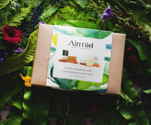 Load image into Gallery viewer, Airmid Cedarwood & Eucalyptus Soap & Lotion Set